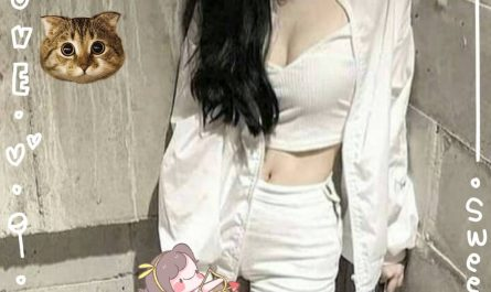 台南外送茶小貓流露俏皮清新的女友感